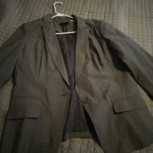 Other - Gray 2 piece suit